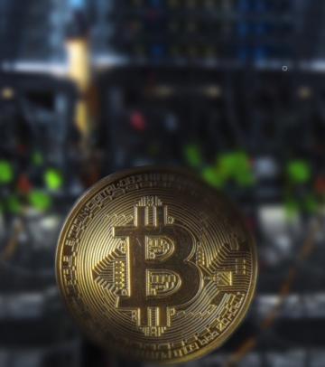 feleződik a bitcoin