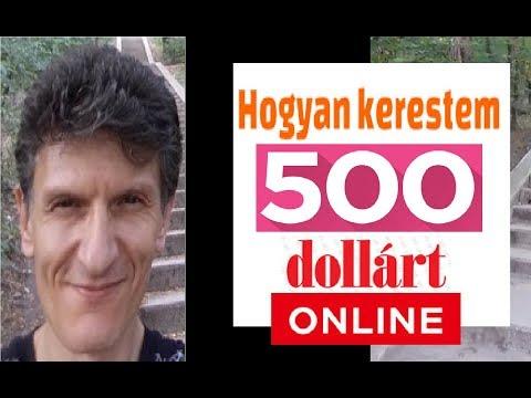 Hogyan kereshetek pénzt az interneten?)