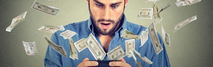 a legmenőbb pénz online