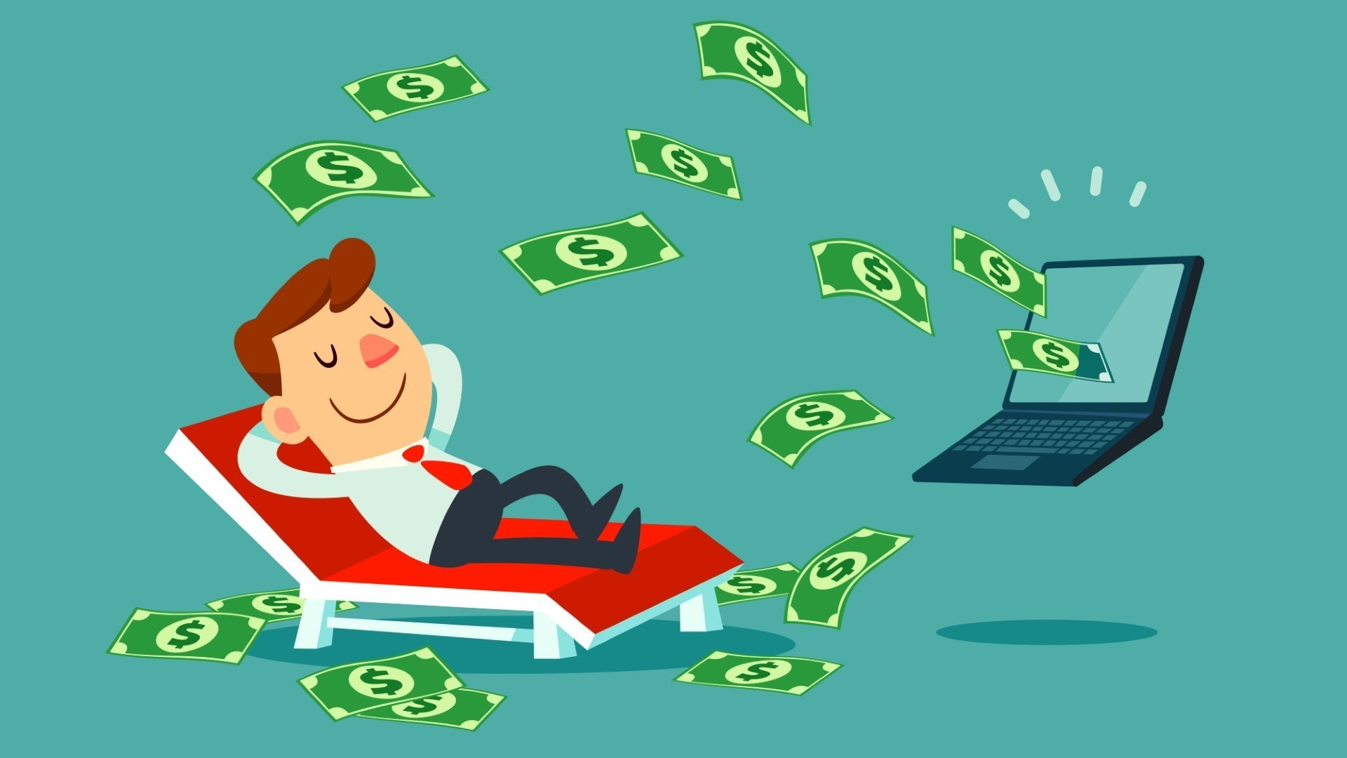 jövedelem az interneten passzív jövedelem