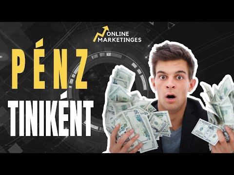 pénzt keresni az internetes pénzzel az interneten)