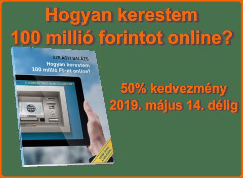 hogyan lehet 5 millió pénzt keresni online)