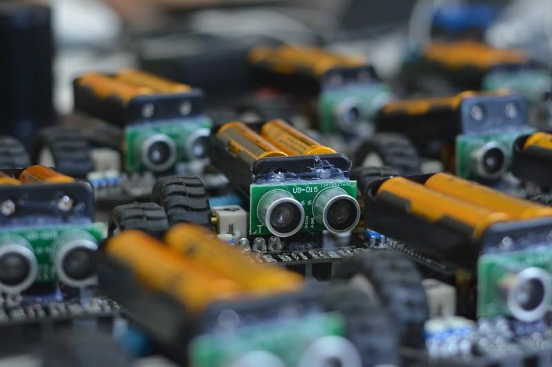 elektronikus kereskedési robot