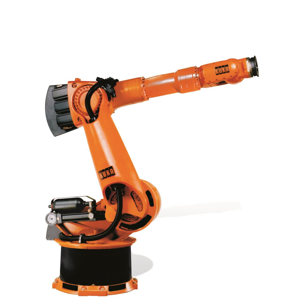 Robolution - Ipari robot integrátor