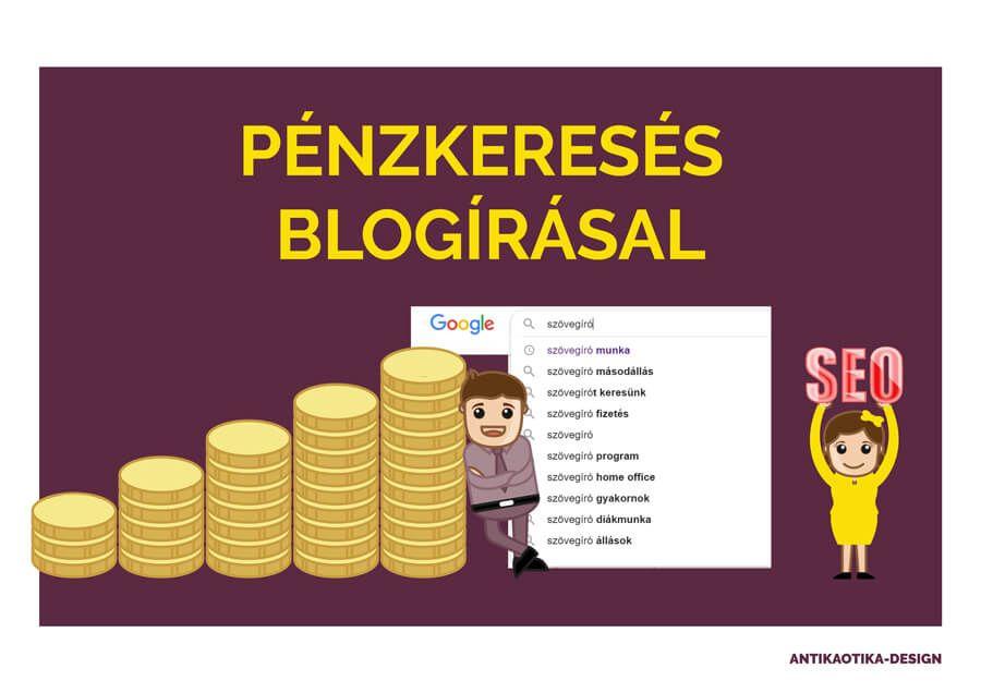 az online pénzkeresés világa)