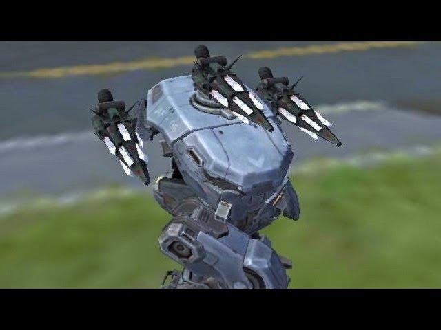 kereskedő robot gepárd