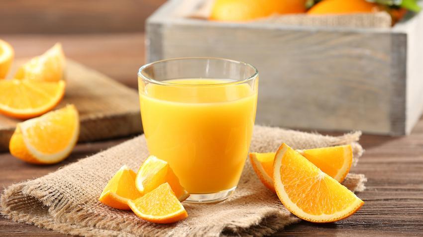 Mi van még a 100 százalékos narancslében?