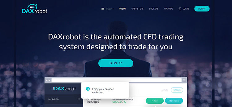 Automatikus bináris robot - Binary Options Robot Abi