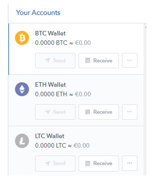 szerezzen bitcoin pénztárcát