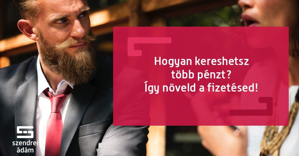 pénzt keresni értelem)