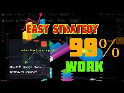 bináris opciós stratégiák 2020 videó
