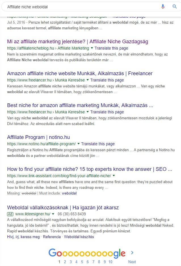 hogyan lehet weboldalt létrehozni, hogy pénzt keressen
