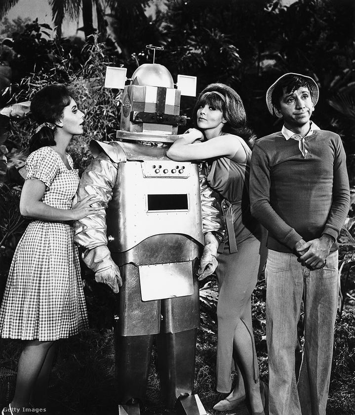 a robot kiérdemli magát)