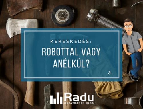 visszajelzés a jelben szereplő robotokkal való kereskedésről)