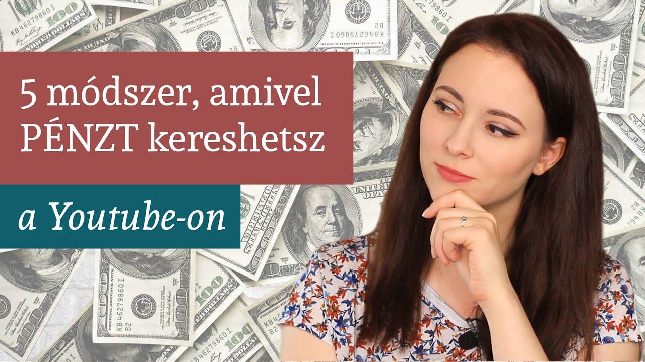 keressünk pénzt