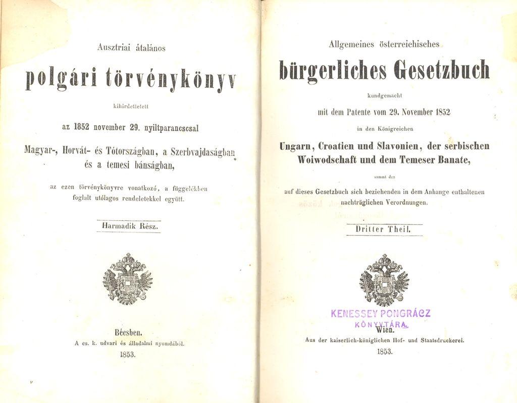 lehetőségek a polgári törvénykönyvben)