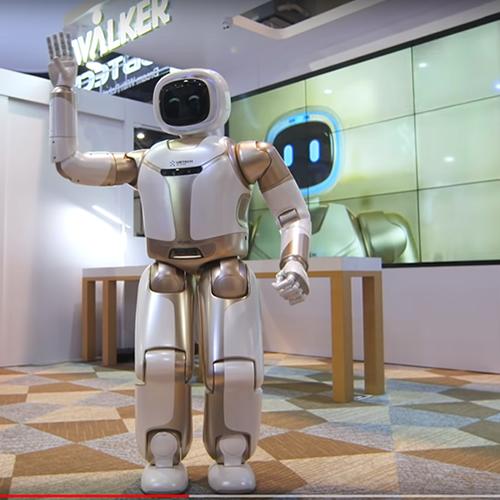 robot, amely keres