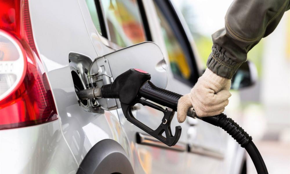 benzin extra jövedelem