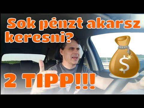 tippek, hogyan lehet pénzt keresni videó