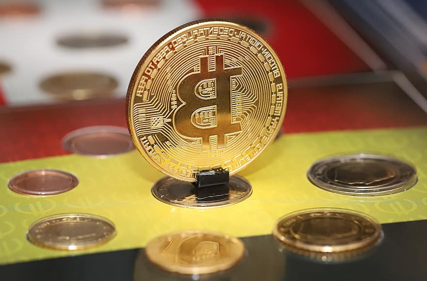 bitcoin pénz)