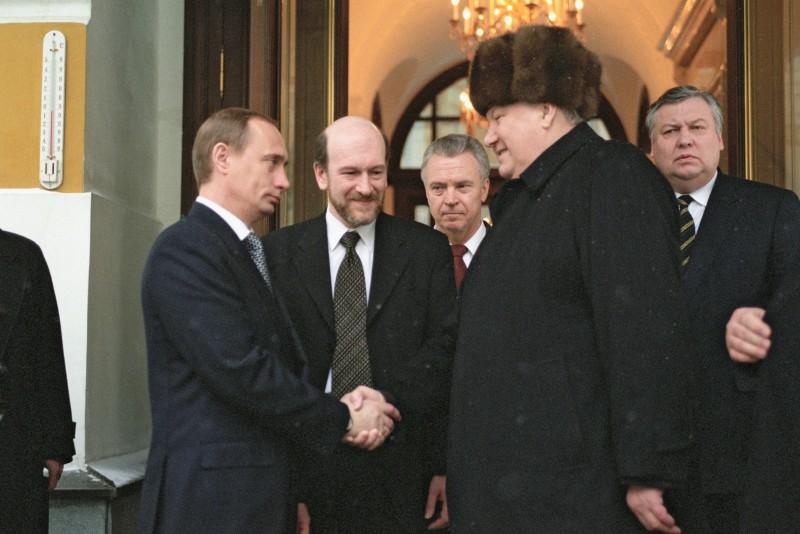Putyin fehér lovagjai