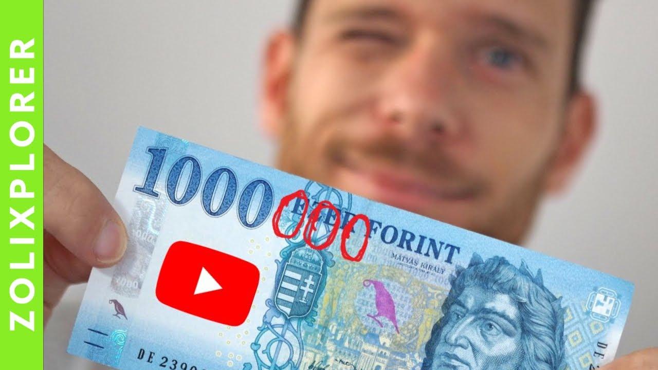 hogyan lehet pénzt keresni a ház videójában