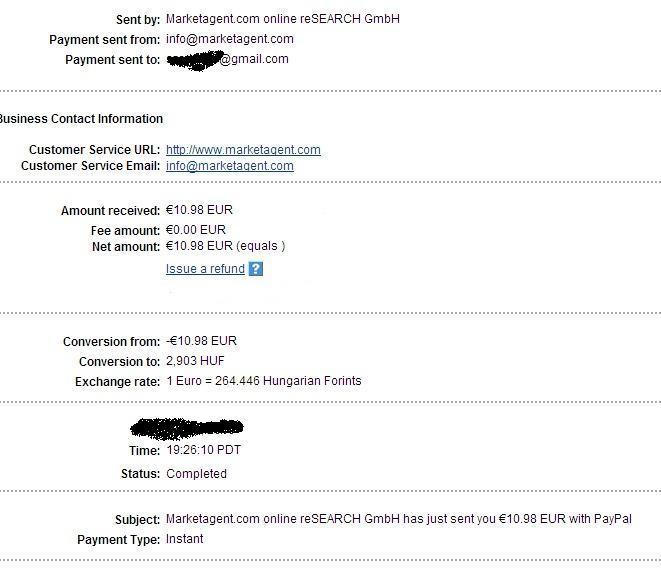 kérdőívek kitöltése pénzkereséssel az interneten)
