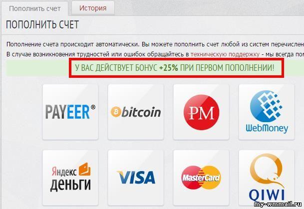 további bevételek az interneten befektetési felülvizsgálatok nélkül)