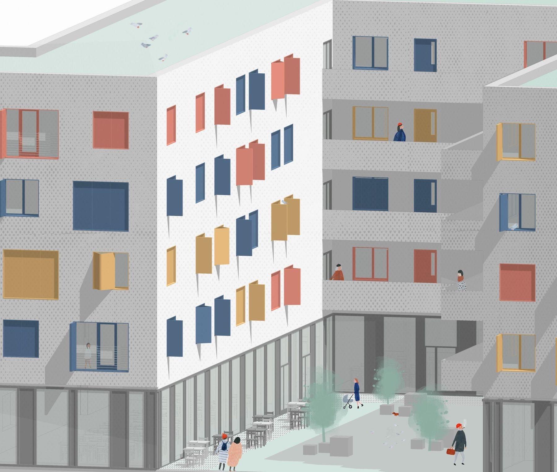 A Hermes a lakhatási lehetőséget érinti opciócsere stratégiák