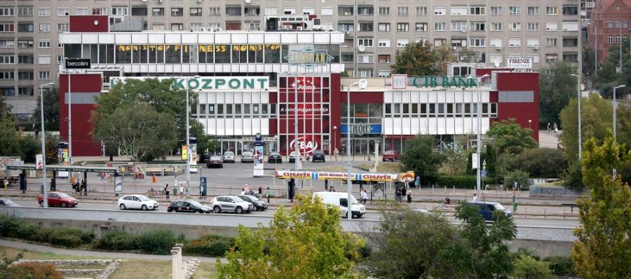 üzleti üzletközpont)