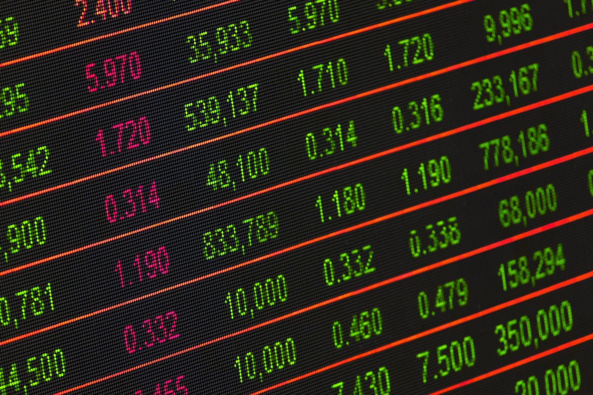bináris opciók pénzügyi piacai