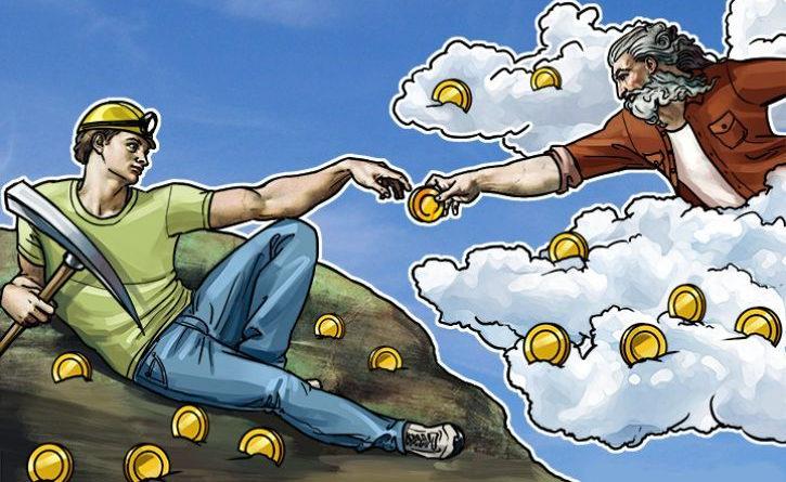 bitcoin bányászat)