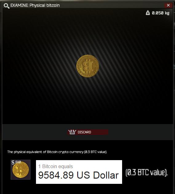 bitcoin tarkov)