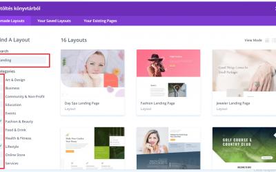 Céges weboldal készítés »Keresőoptimalizált honlap készítés WordPress