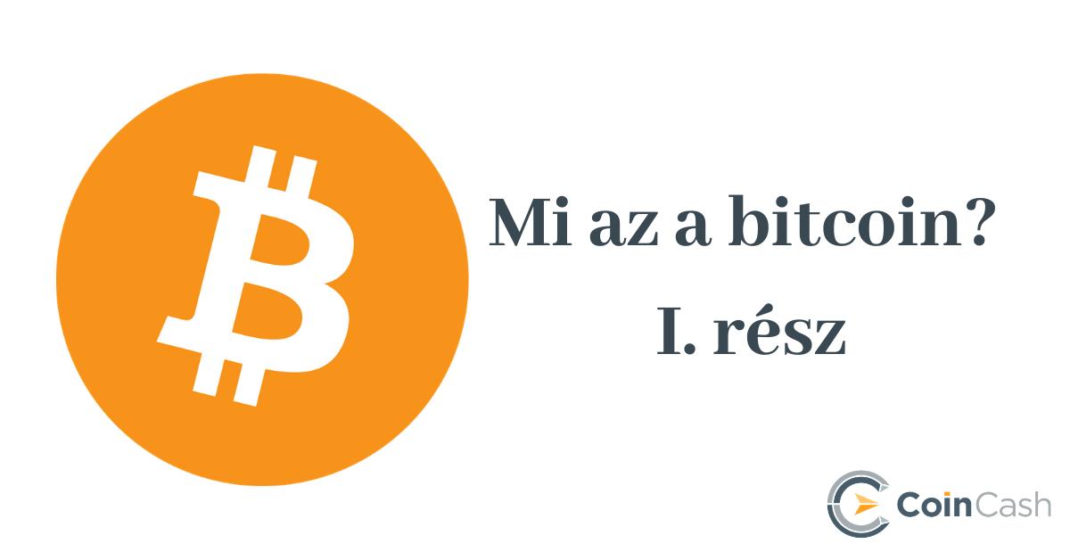 hogyan működnek a bitcoinok)