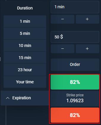 bináris opciós kereskedés
