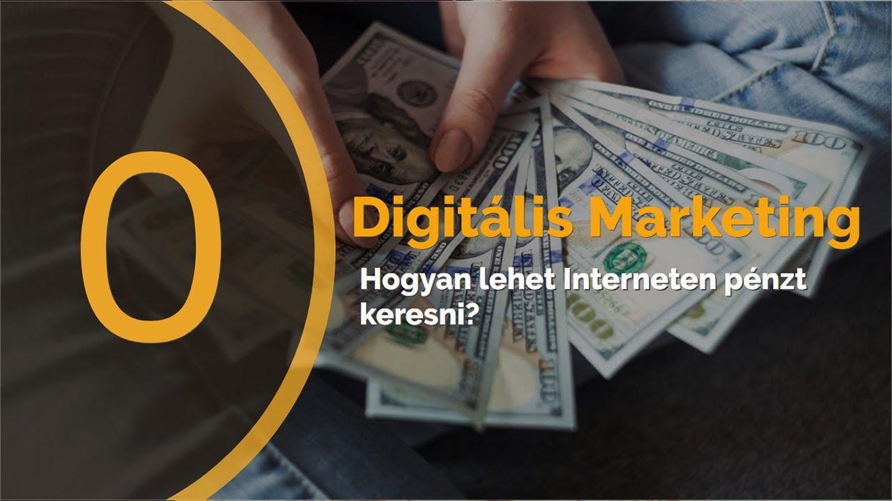 pénzt keresni az interneten ssob internetes bevételek befektetésekkel