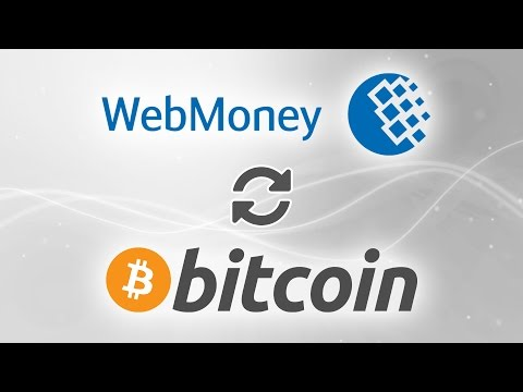 webmoney bitcoin)