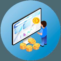 A Bitcoin készletek 3%-át tőzsdén jegyzett vállalatok és befektetési alapok birtokolják