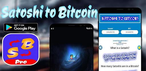satoshi - bitcoin konverter)