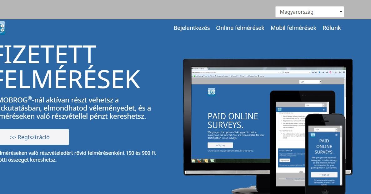 weboldalon pénzt keresni online)