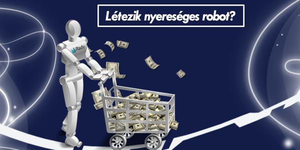 írjon kereskedési robotot)