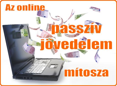 jövedelem az internetes oldalról