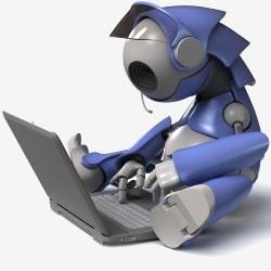 Robotok a tőzsdén dolgozni. Kereskedelmi robotok a jövő