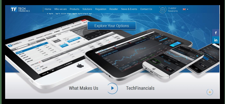Az interneten kereső webhelyek: mindent a pénzügyi piacok kereskedelméről