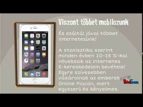 online bevétele)